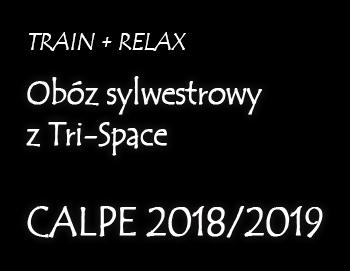 Sylwester w Calpe | Obóz treningowy z Tri-Space