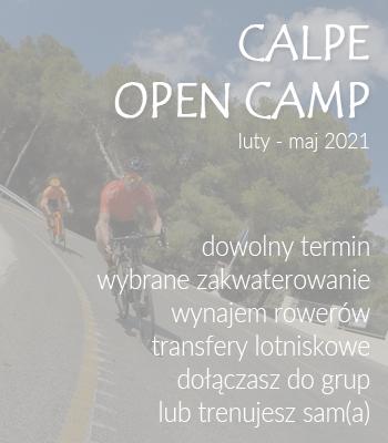 Calpe Training Camp 2021
