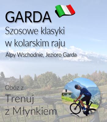 Garda Camp | Trenuj z Młynkiem