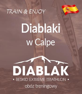 Diablaki w Calpe | Obóz Diablak Beskid Extreme Triathlon