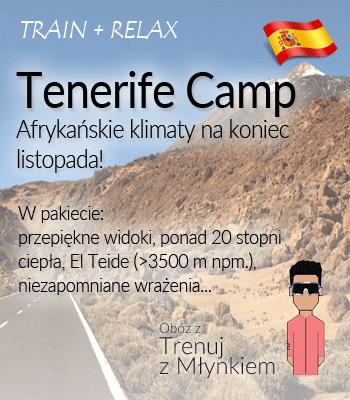Tenerife Camp 2021